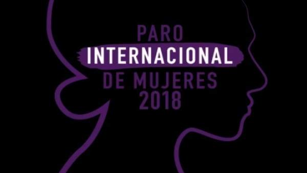 PARO INTERNACIONAL DE MUJERES