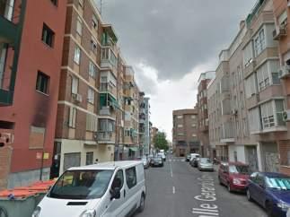 Ciudad Lineal, Madrid.