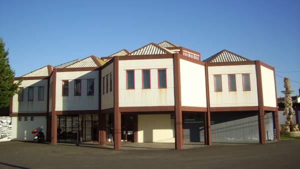 Museo Carlos Maside, situado en Cerámicas o Castro, Sada