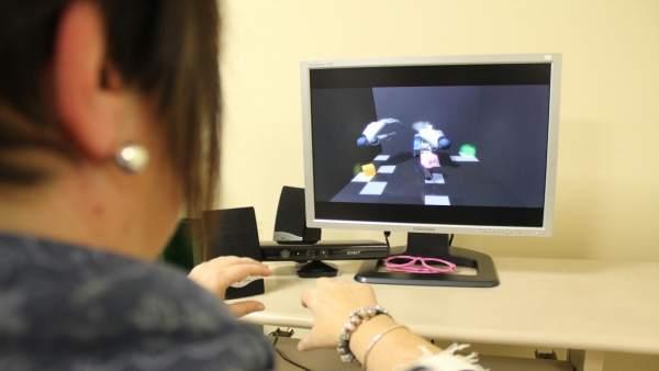 Realidad virtual en el hospital