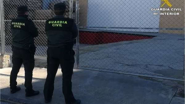 Detenidos en la Vila Joiosa por intentar estafar 48.200 euros al seguro