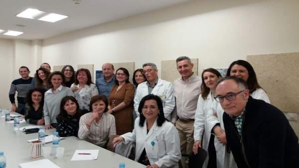 Reunión de los responsables de recursos humanos de Enfermería