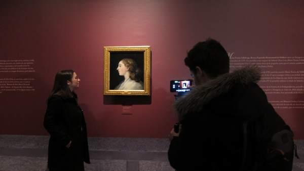 El retrato de María Teresa de Vallabriga y Rozas, pintado por Goya en 1783