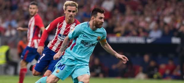 Griezmann reconoce que rechazó al Barça por la presencia de Messi