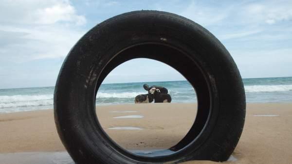 Fotografía de 'Dakar, una mirada' realizada por Mamadou Gomis