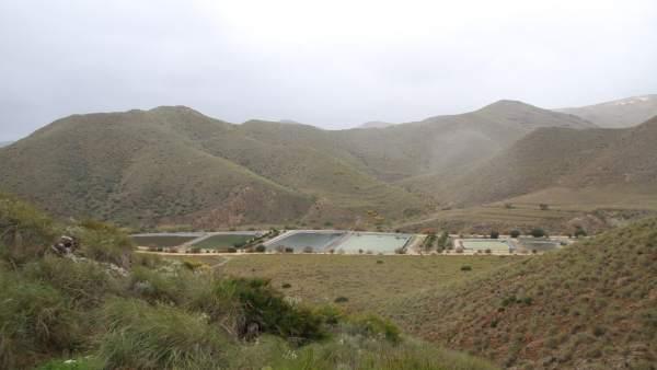 Búsqueda de Gabriel en Las Negras, Almería