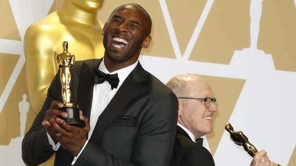 Kobe Bryant, y Glen Keane