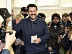 """Salvini se burla del atentado de Cornellà: """"Otro bello ejemplo de integración"""""""
