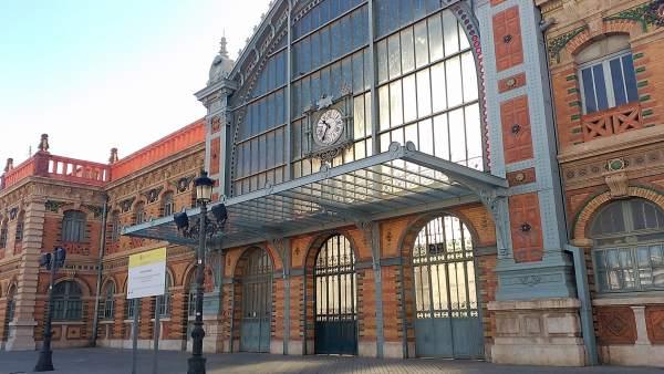 Estación de ferrocarril de Almería