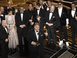 Guillermo del Toro, triunfador de los Óscar