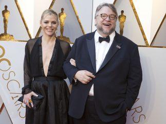 Guillermo del Toro y Kim Morgan