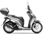 1- Honda SH 125i
