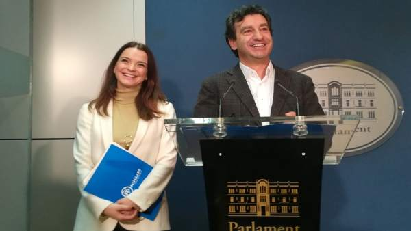 PP, Margalida Prohens, Biel Company