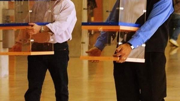Recurso elecciones Universitat València