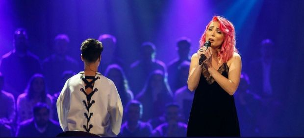 Cláudia Pascoal cantante Portugal Eurovisión