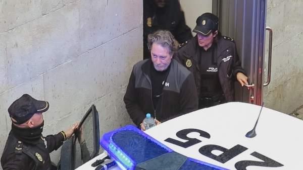 Sito Miñanco a la salida del juicio por blanqueo de capitales