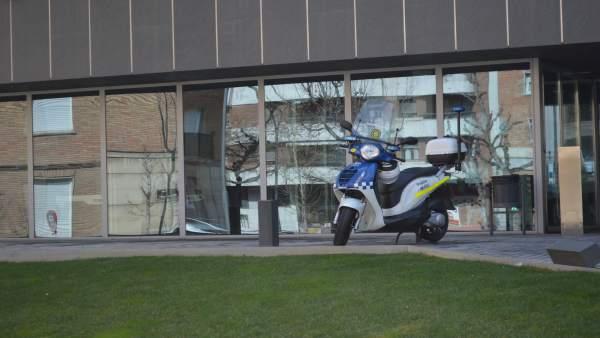Comisaría de la Guardia Urbana de Lleida