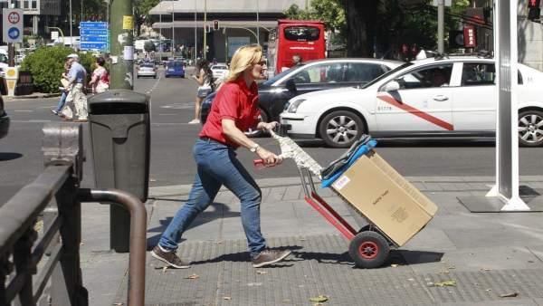 Mujer autónoma