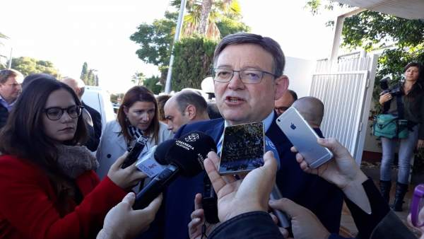 """Puig diu que és l'Ajuntament d'Alacant el que """"ha de donar i donarà explicacions"""" sobre el dispositiu de gravació"""