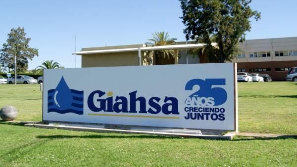 Sede de Giahsa en Aljaraque (Huelva).