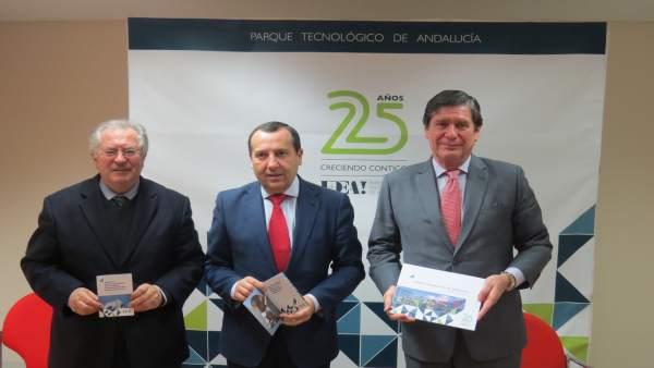 Felipe Romera, José Luis Ruiz Espejo y Jaime del Castillo Infyde informe PTA