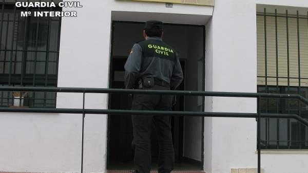 Remitiendo Np Opc Huelva 'La Guardia Civil Esclarece 11 Robos Perpetrados En Fin