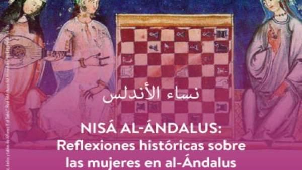 Cartel del ciclo de conferencias en Casa Árabe