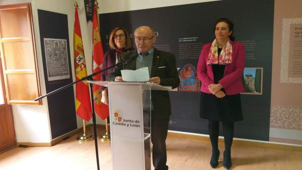 Presentaciónd e la muestra 'Fernando III y su reinado'
