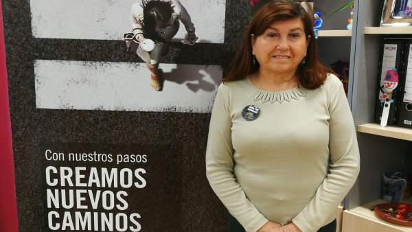 La concejal de Educación, Infancia e Igualdad, Victoria Soto