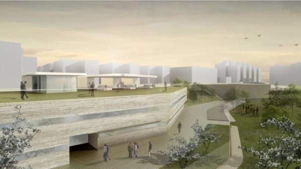 Proyecto de la construcción del nuevo centro de salud de Isla Chica