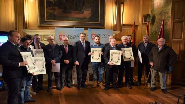 Los nuevos reconocimientos entregados por Martínez Majo