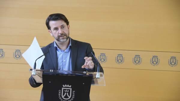 Alonso, en Consejo de Gobierno