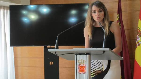 La portavoz del Gobierno municipal, Rebeca Pérez