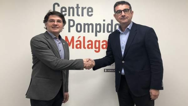 Acuerdo Centre Pompidou y Colegio de Arquitectos