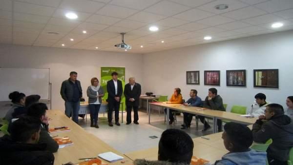 Comienza en Miajadas el primer curso del programa Juventas