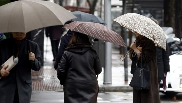 La Comunitat Valenciana acomiada un febrer amb un 30% més de pluja