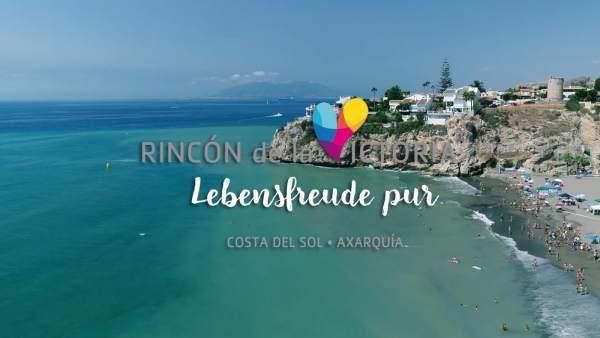 Campaña promocional de Rincón en la ITB Berlín
