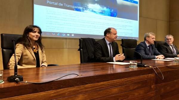 Nace el Portal de Transparencia de los ayuntamientos gallegos
