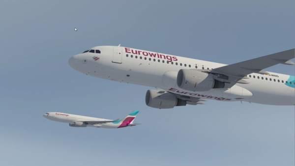 Aviones de Eurowings