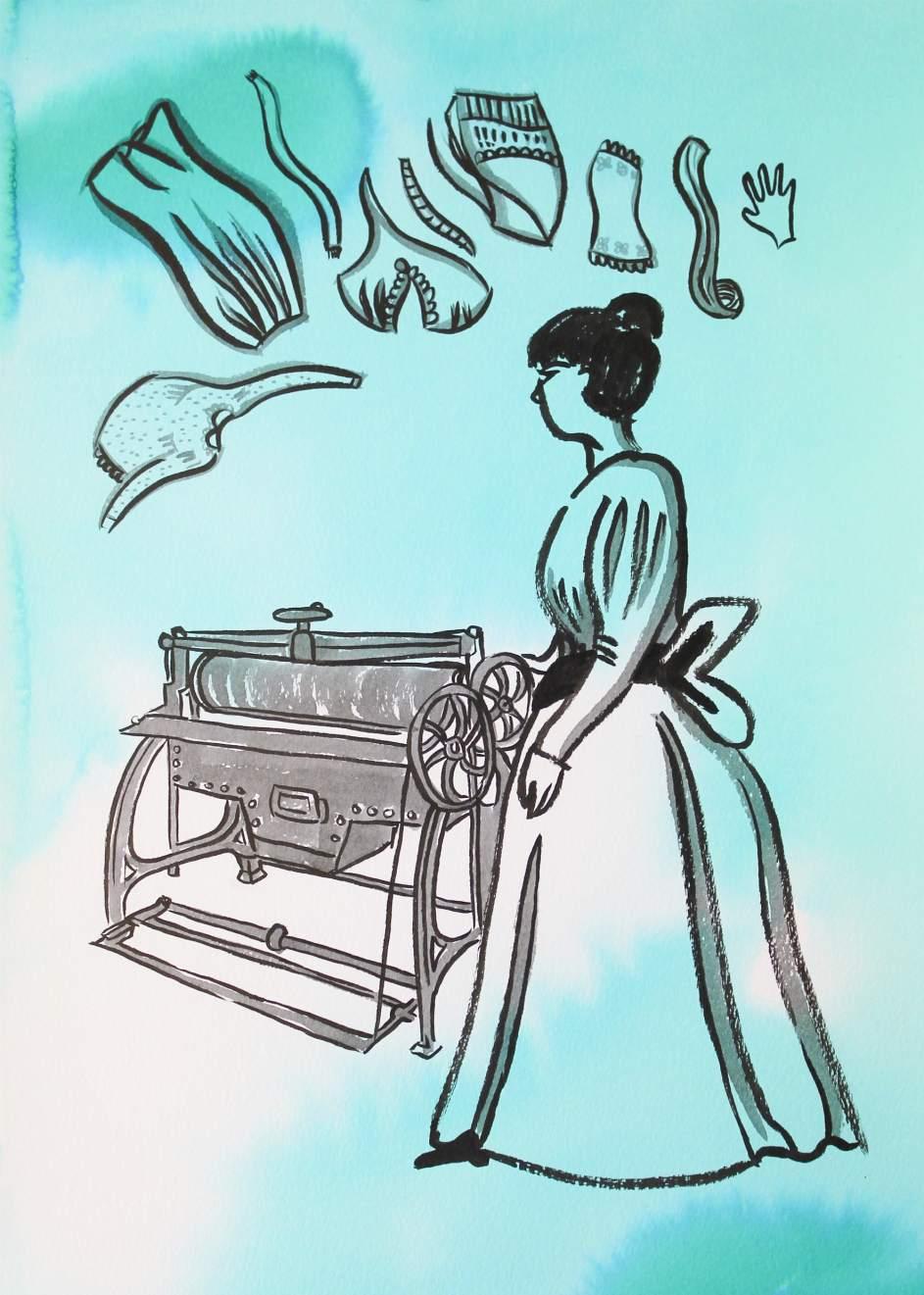 Ilustración de Elia Garci-Lara