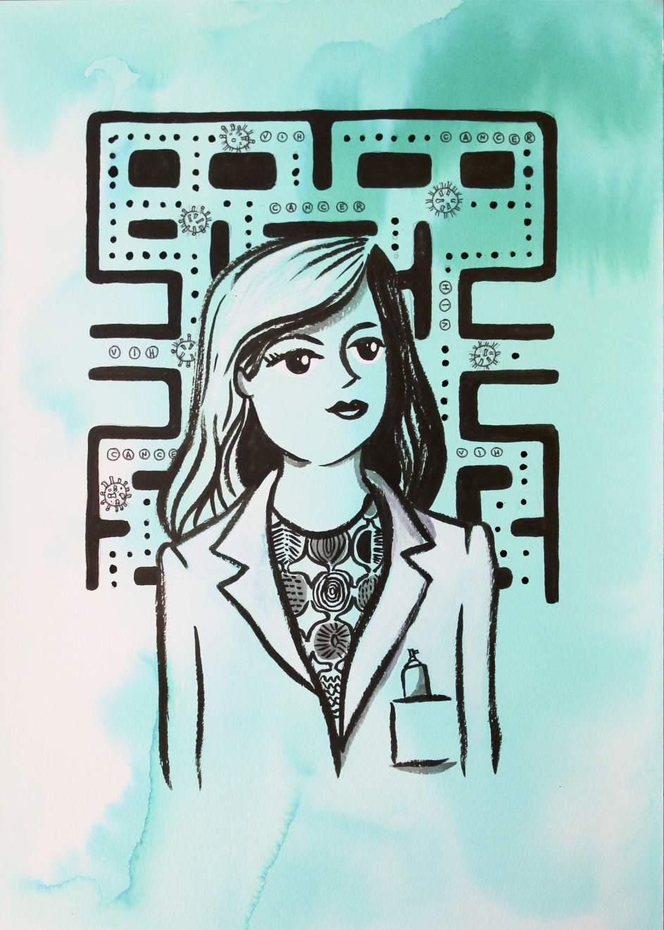 Ilustración Teresa Gonzalo