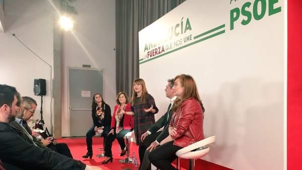 5.03.2018 Nota Y Fotos Acto 'Conquistando Derechos'