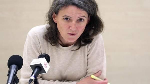 María Oliver en imagen de archivo