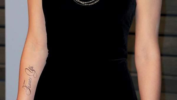 Emma Watson, en apoyo del 'Time's Up'
