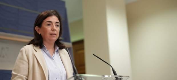 Portavoz de Educación del PP en el Congreso Sandra Moneo