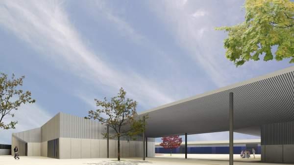 Doce unidades de Primaria del colegio Parque Venecia de Zaragoza