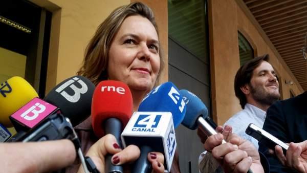 La nueva delegada del Gobierno, Maria Salom