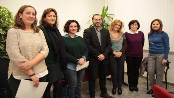 Incorporación de seis nuevas auxiliares administrativos