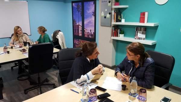 Foto Y Nota De Prensa: Extenda Promueve La Participación De Compañías Andaluzas