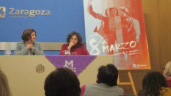 El equipo de gobierno de ZEC secundará la huelga feminista del 8M